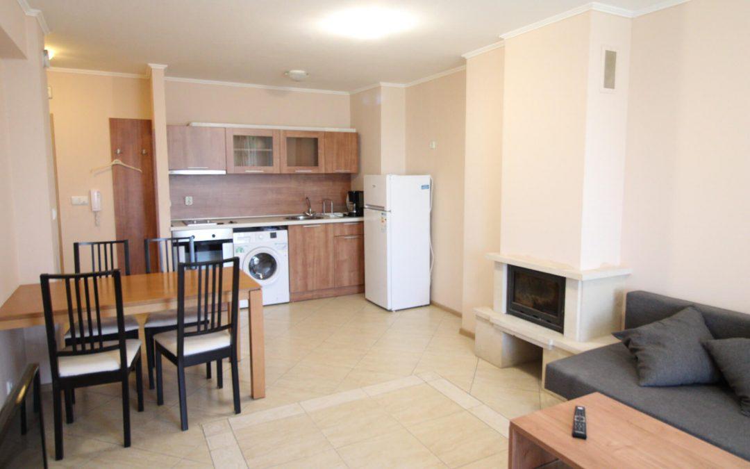 One bedroom apartment in Simeonovo 330 EUR